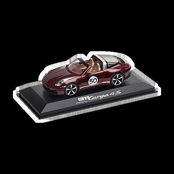 Porsche 911 Targa 4S Heritage Design Edition (992), 1:43