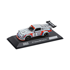 Porsche 911 Carrera RSR Turbo 2.1, Icons Of Speed Limited Calendar Edition, 1:43