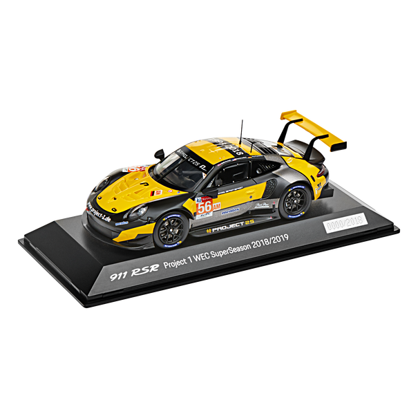 Porsche 911 RSR Project 1 WEC (991), Limited Edition, 1:43
