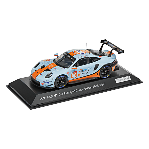 Porsche 911 RSR Gulf Racing WEC (991), Limited Edition, 1:43