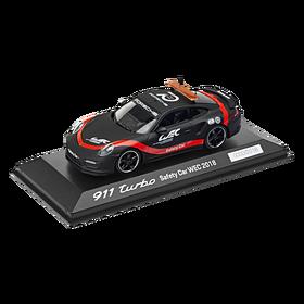Porsche 911 Turbo Safety Car WEC 2018 (991.2), Limited Edition, 1:43