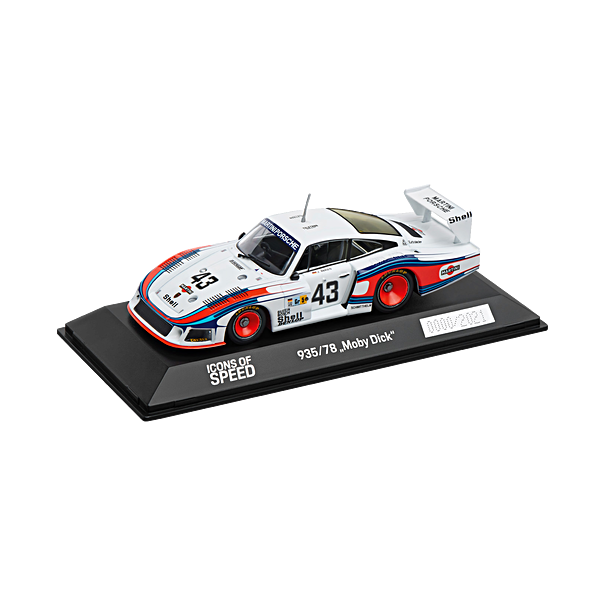 Porsche 935/78 'Moby Dick', Icons Of Speed Limited Calendar Edition, 1:43