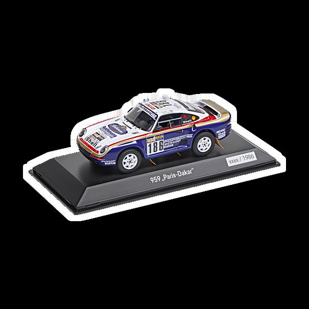 Porsche 959 Rally, Limited Edition, 1:43