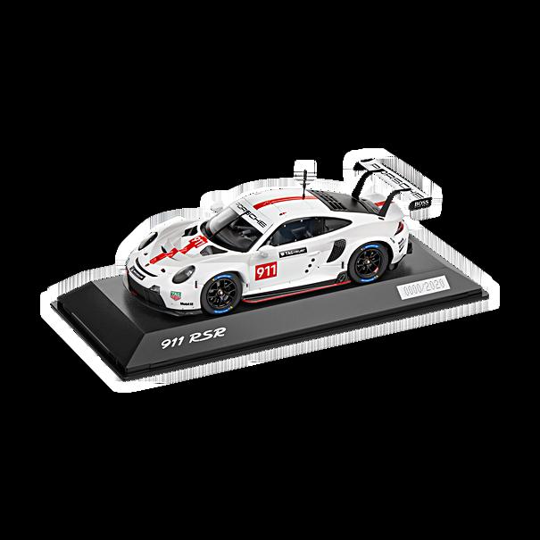 Porsche 911 RSR #911 2019 (991.2), Limited Edition, 1:43