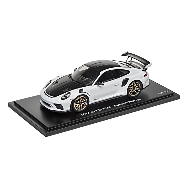 911 GT3 RS Weissach Package (991.2), Limited Edition, 1:18