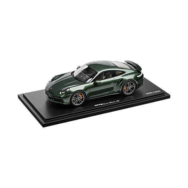 Porsche 911 Turbo S Coupé (992), 1:18