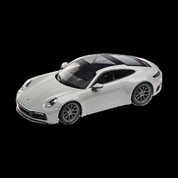 Porsche 911 Carrera 4S Coupé (992), 1:18