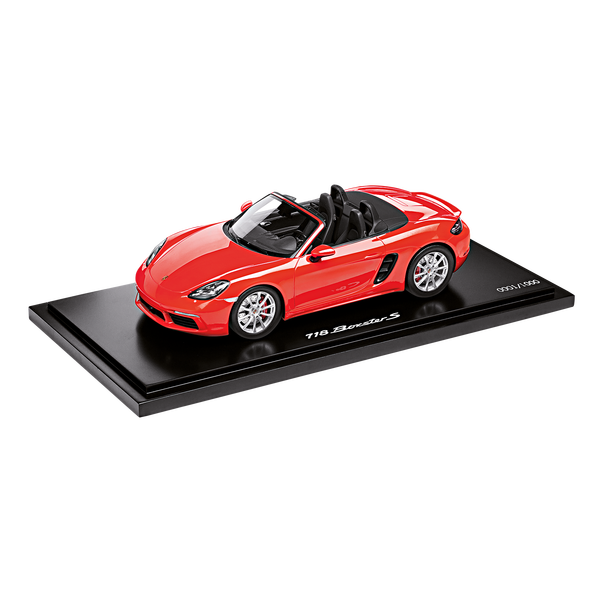 Porsche 718 Boxster S (982) - Limited Edition - 1:18