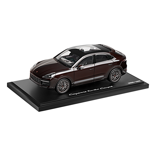 Porsche Cayenne Turbo Coupé (E3), Limited Edition, 1:18