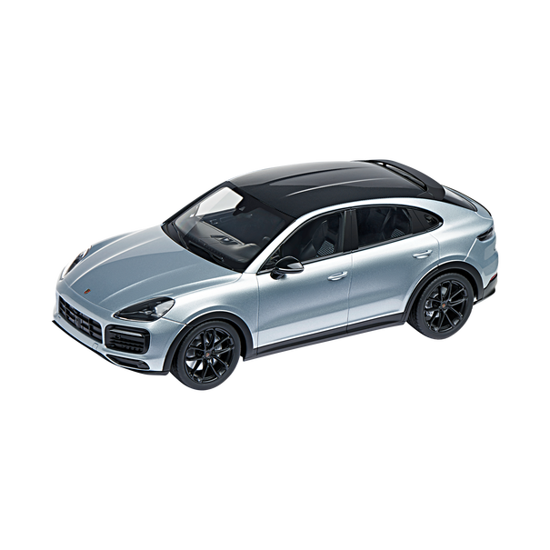 Porsche Cayenne S Coupé Sports Package (E3), 1:18