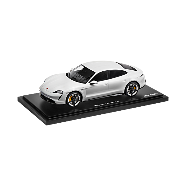 Porsche Taycan Turbo S, Limited Edition, 1:18
