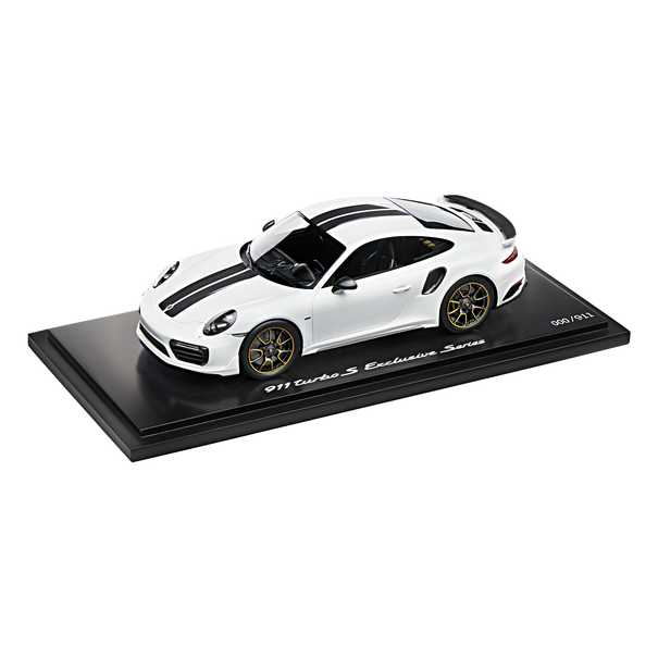 Porsche 911 Turbo S Exclusive Series (991.2), Limited Edition, 1:18