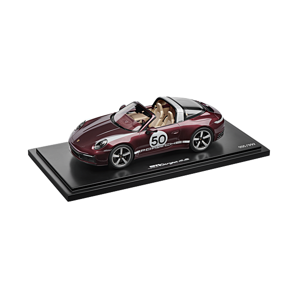 Porsche 911 Targa 4S Heritage Design Edition (992), Limited Edition, 1:18