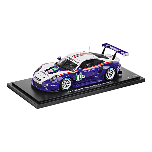 Porsche 911 RSR Rothmans, Limited Edition, 1:18