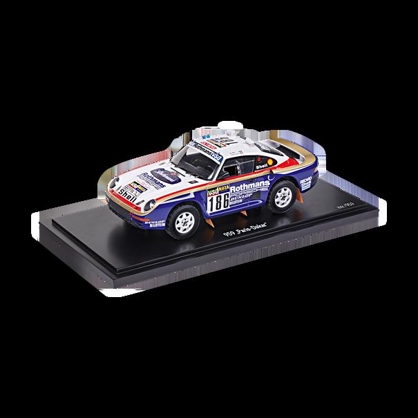Porsche 959 Rally, Limited Edition, 1:18