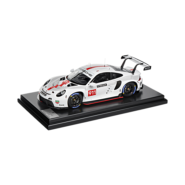 Porsche 911 RSR #911 2019 (991.2), Limited Edition, 1:12