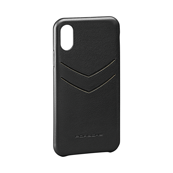 Porsche Leren iPhone XR case