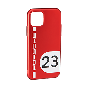 Porsche Kunststof iPhone 11 Pro case, 917 Salzburg