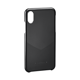 Porsche Kunststof iPhone XS case