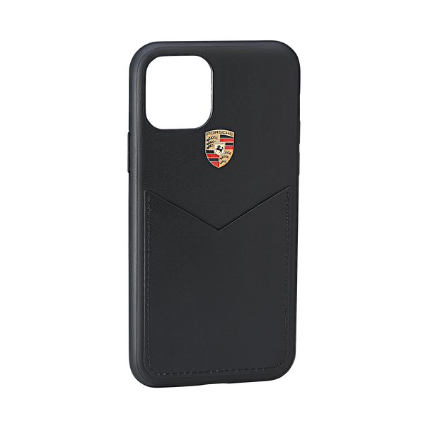 Porsche Leren iPhone 11 Pro case