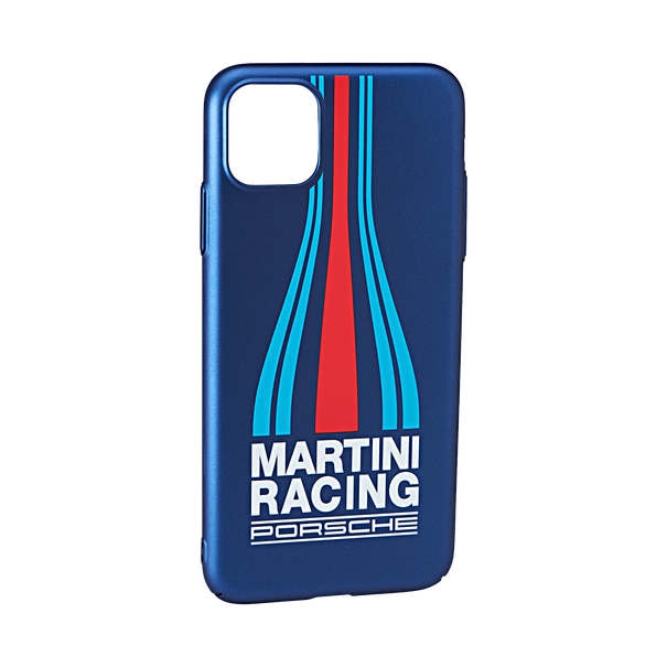 Porsche Kunststof iPhone 11 Pro Max case, MARTINI RACING