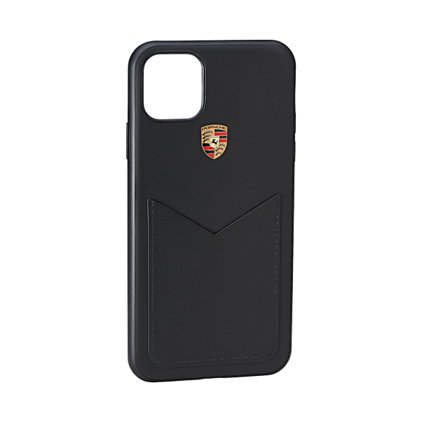 Porsche Leren iPhone 11 Pro Max case