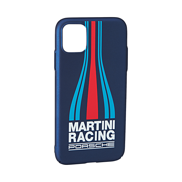 Porsche Kunststof iPhone 11 case, MARTINI RACING