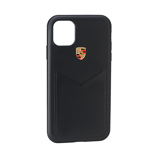 Porsche Leren iPhone 11 case