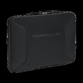Porsche Laptoptas, zwart