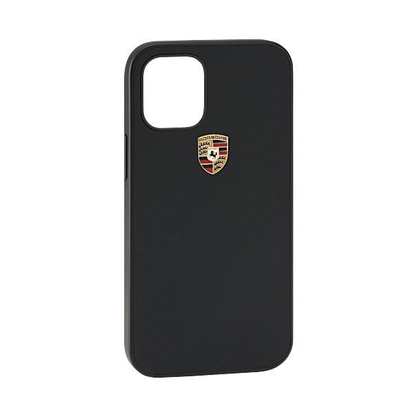 Porsche Snap On Case Leder iPhone 12 Pro