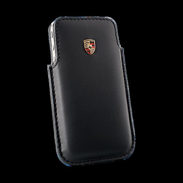 Porsche Leren beschermhoes iPhone 4