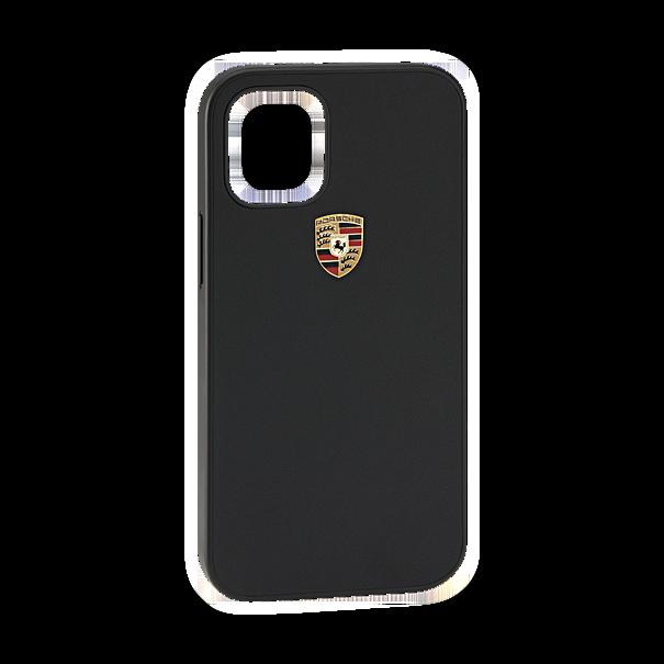 Porsche Snap On Case Leder iPhone 12 Pro Max