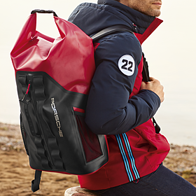 Porsche Active Rolltop Backpack