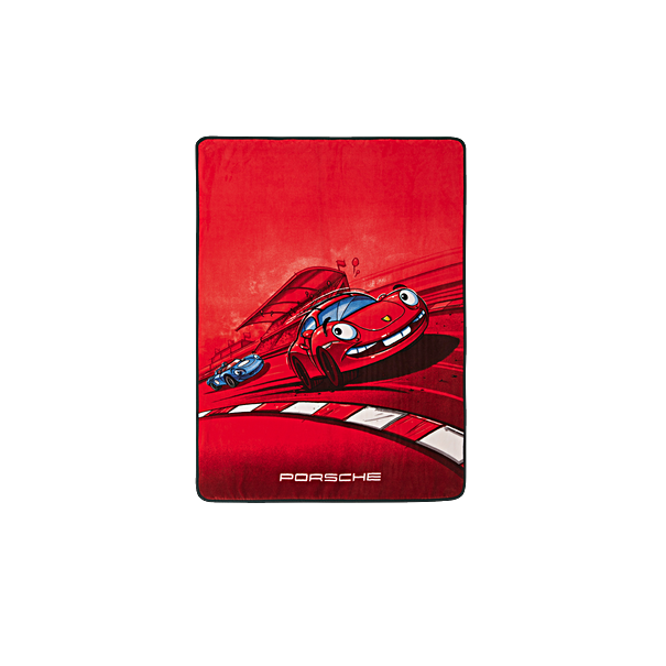 Porsche Knuffeldeken