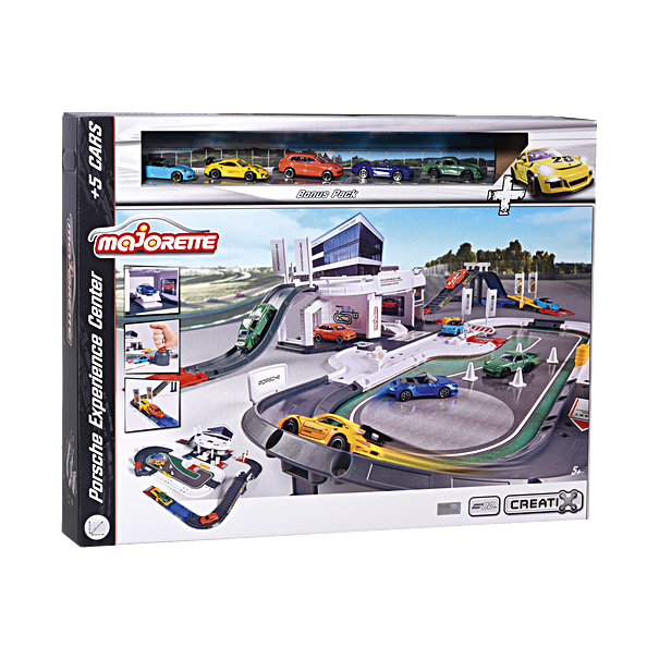 Porsche Experience Center speelset