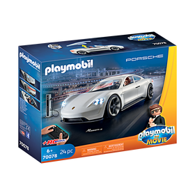 Playmobil Porsche Mission E