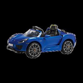Porsche 918 Spyder elektrische kinderauto