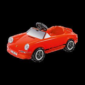 Porsche RS 2.7 trapauto (oranje)