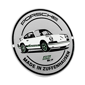 Porsche Grille badge - RS 2.7 - Limited Edition