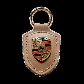 Sleutelhanger Porsche embleem