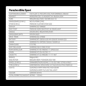 Porsche eBike Sport