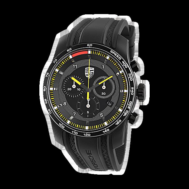 Porsche Carbon Composite Chronograaf