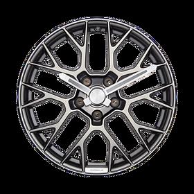 Porsche Wandklok RS Spyder Design wiel, 911 (992)