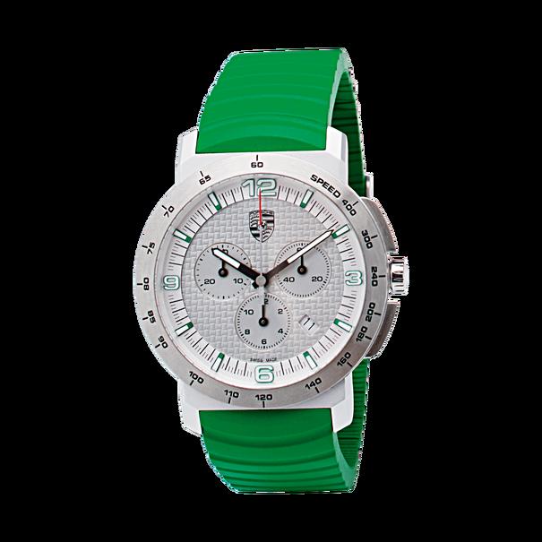 Porsche Chronograaf - Sport Classic - Green Edition