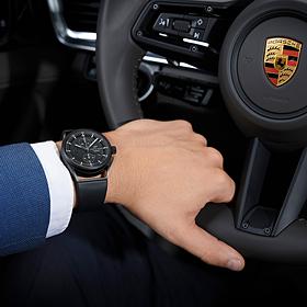 Porsche Sport Chronograaf Black, Sport Chrono Collectie