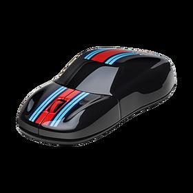 Porsche Computermuis 911 silhouette, MARTINI RACING