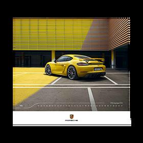 """Porsche Kalender 2020 """"Spectrum"""""""