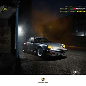 """Porsche Kalender 2022 """"1 of 1 """""""