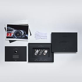 Porsche Art Edition LeMans Hat Trick, Limited Edition