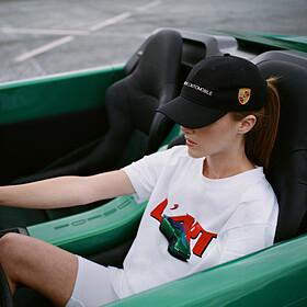 Baseball-cap, 968 L'Art x Porsche